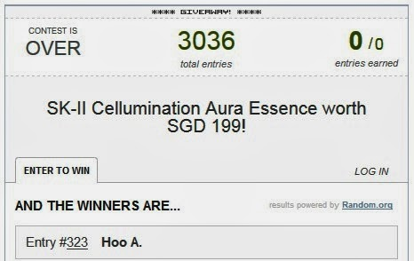 skii cellumination aura essence giveaways