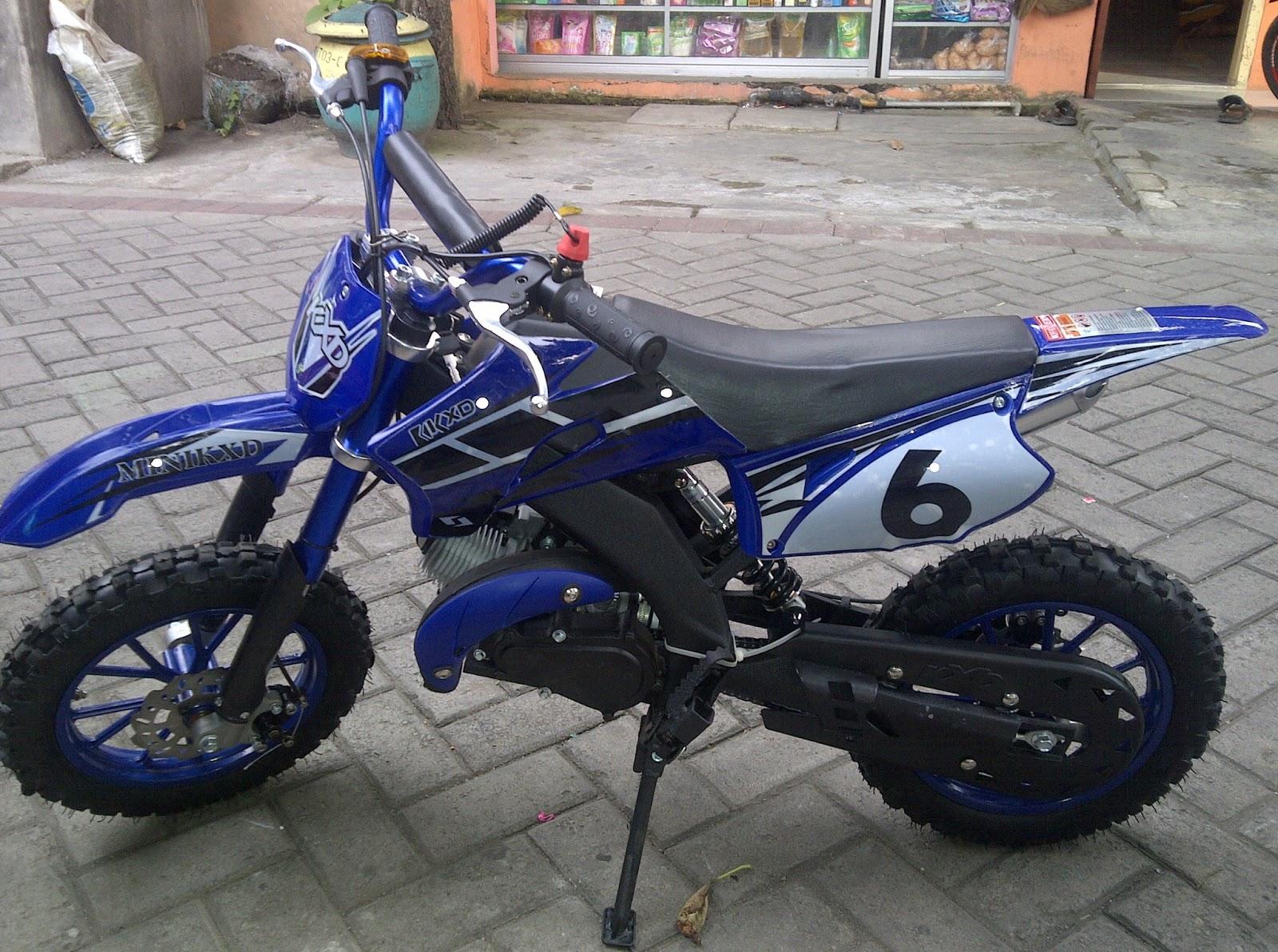 Jual Beli Motor Trail Mini Di Bandung | adanih.com