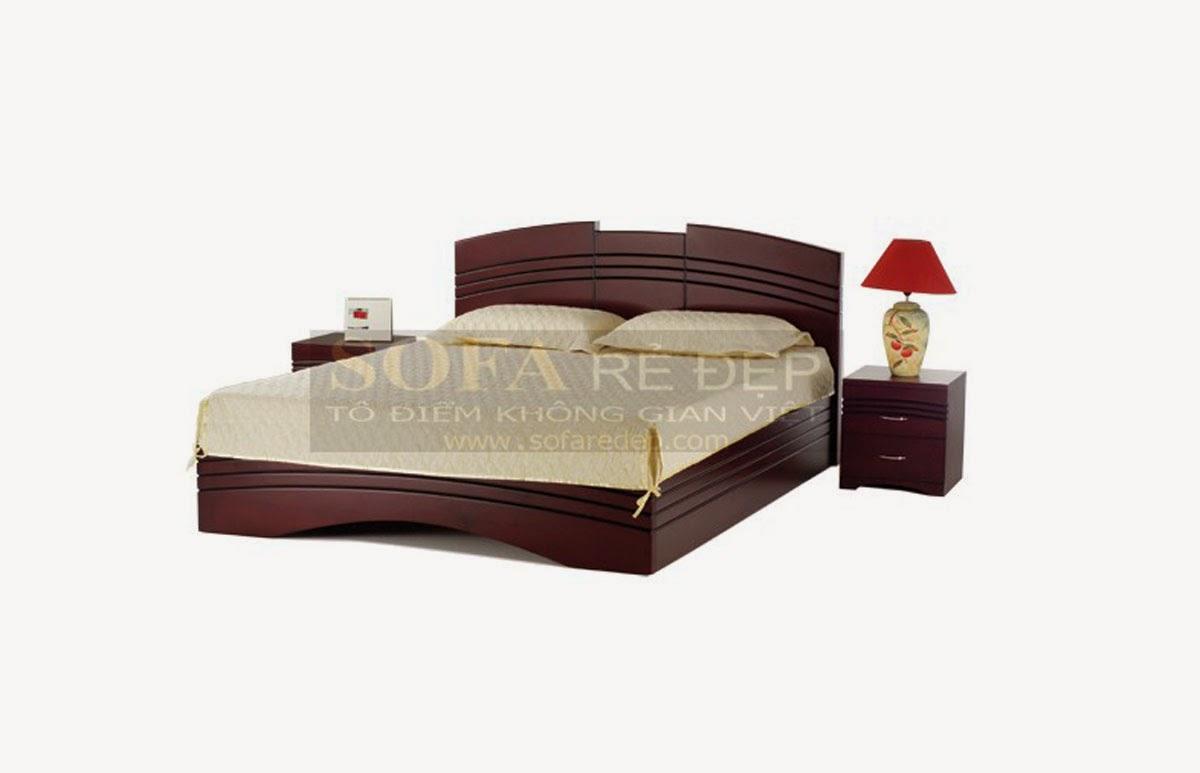 Giường ngủ GN006