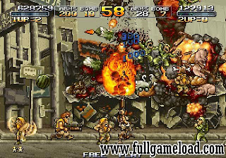 download Metal Slug PC Collection pc game