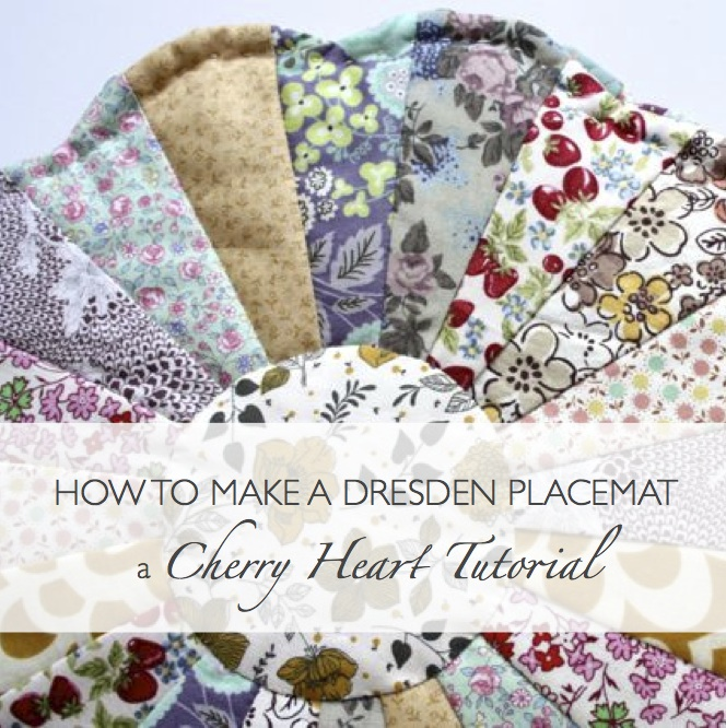 Dresden Placemat Tutorial