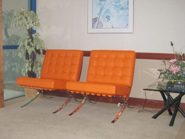Delightful Barcelona Chair