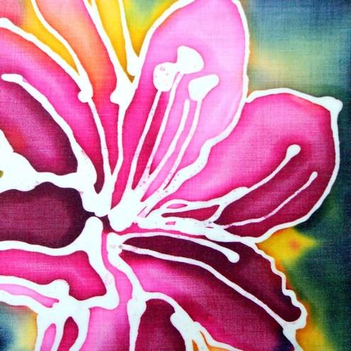 Art Teacher Joy: Batik