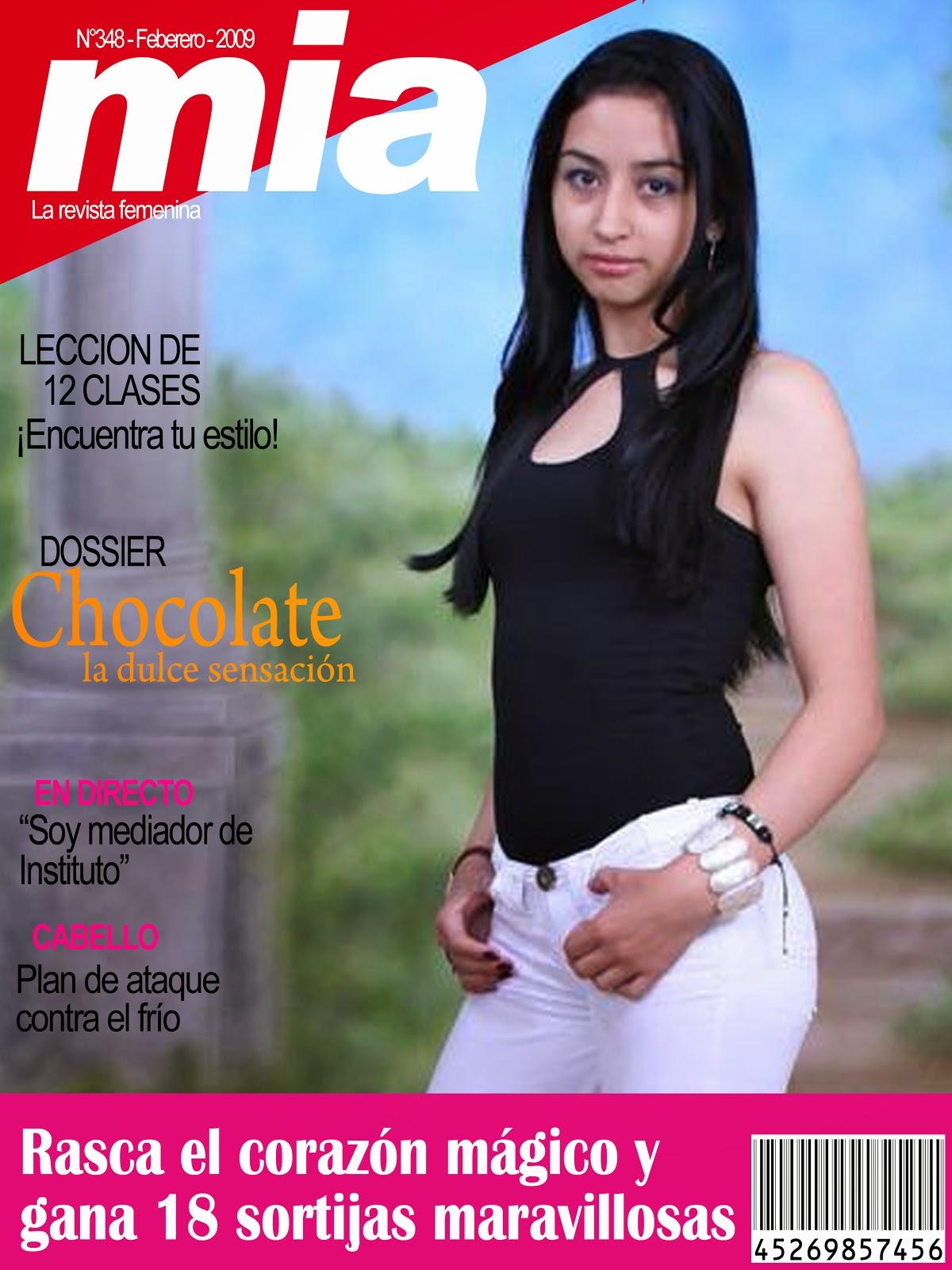 labiblioteque: plantilla para photoshop de la revista MIA