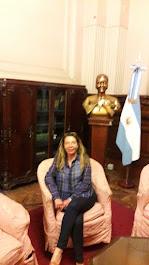 DIRECTORA DE PRENSA Y DIFUSION PARA AMÉRICA
