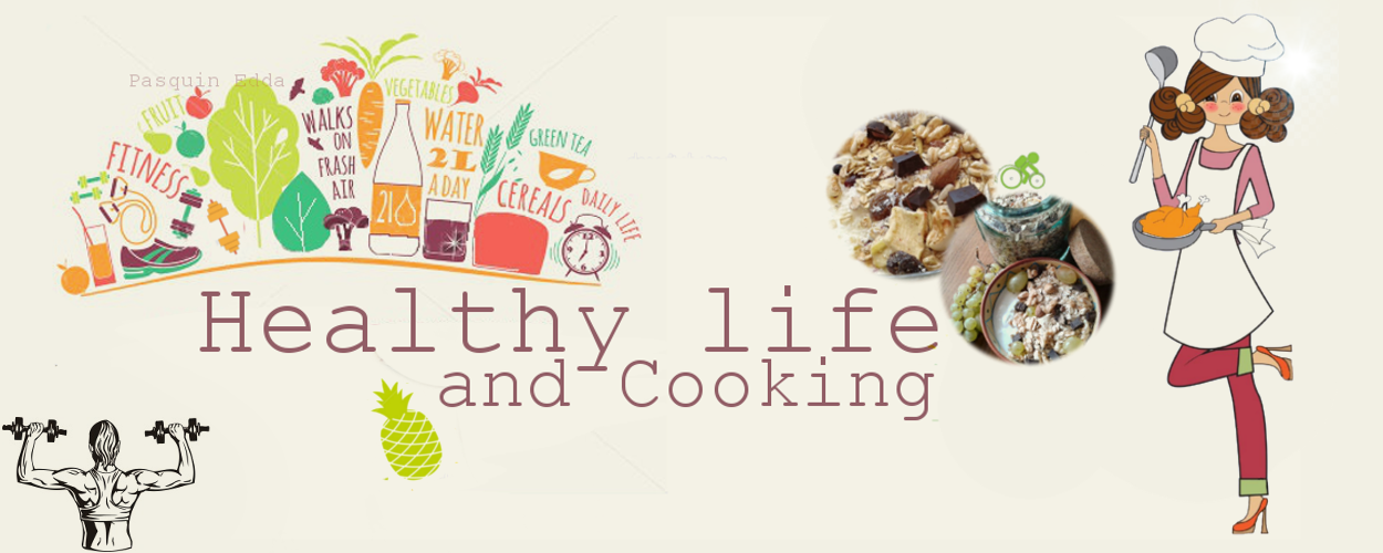 Pasquin Edda - Healthy life and cooking