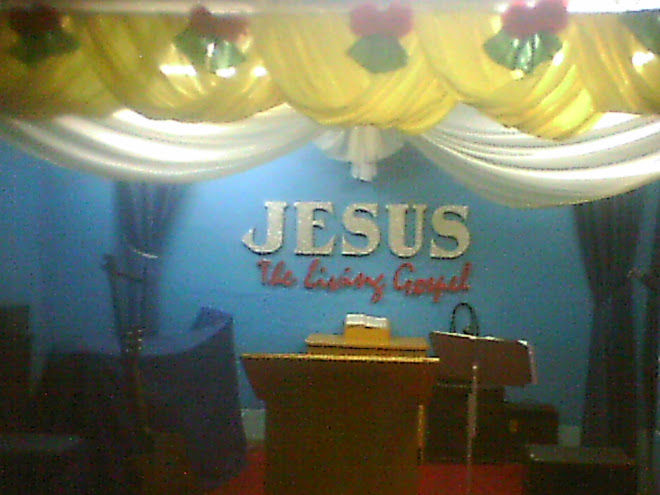 Jesus the living gospel Caloocan