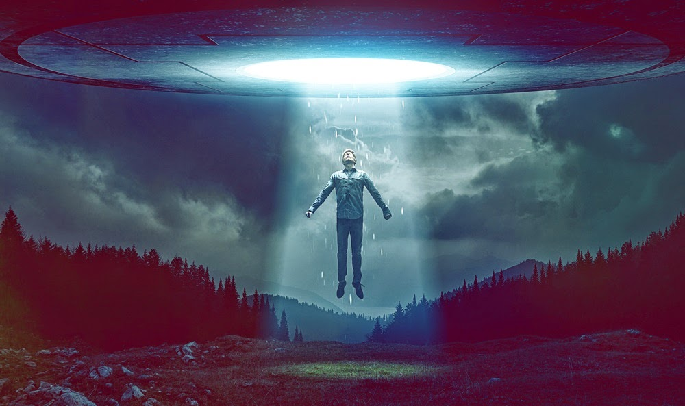 Study: 90 % of all Germans inadequately prepared to abduction by UFO