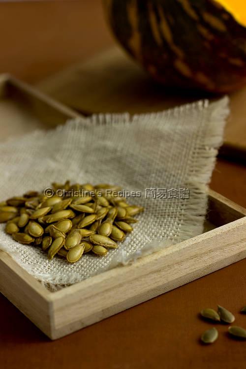 烤南瓜籽 Toasted Pumpkin Seeds01