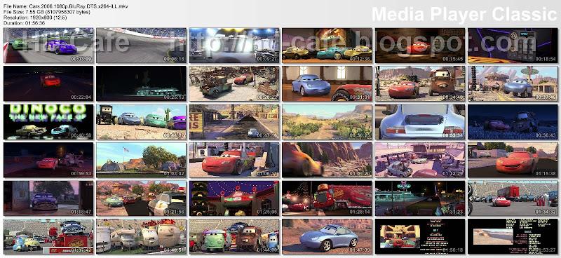 Cars 2006 video thumbnails