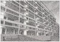 Richard Müller: L'immeuble le soir