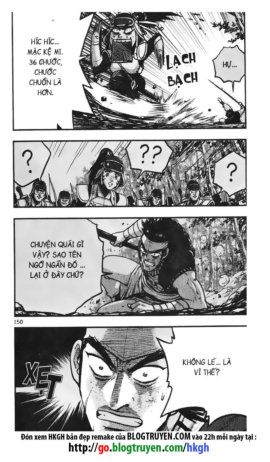 Hiệp Khách Giang Hồ chap 371 Trang 4 - Mangak.info