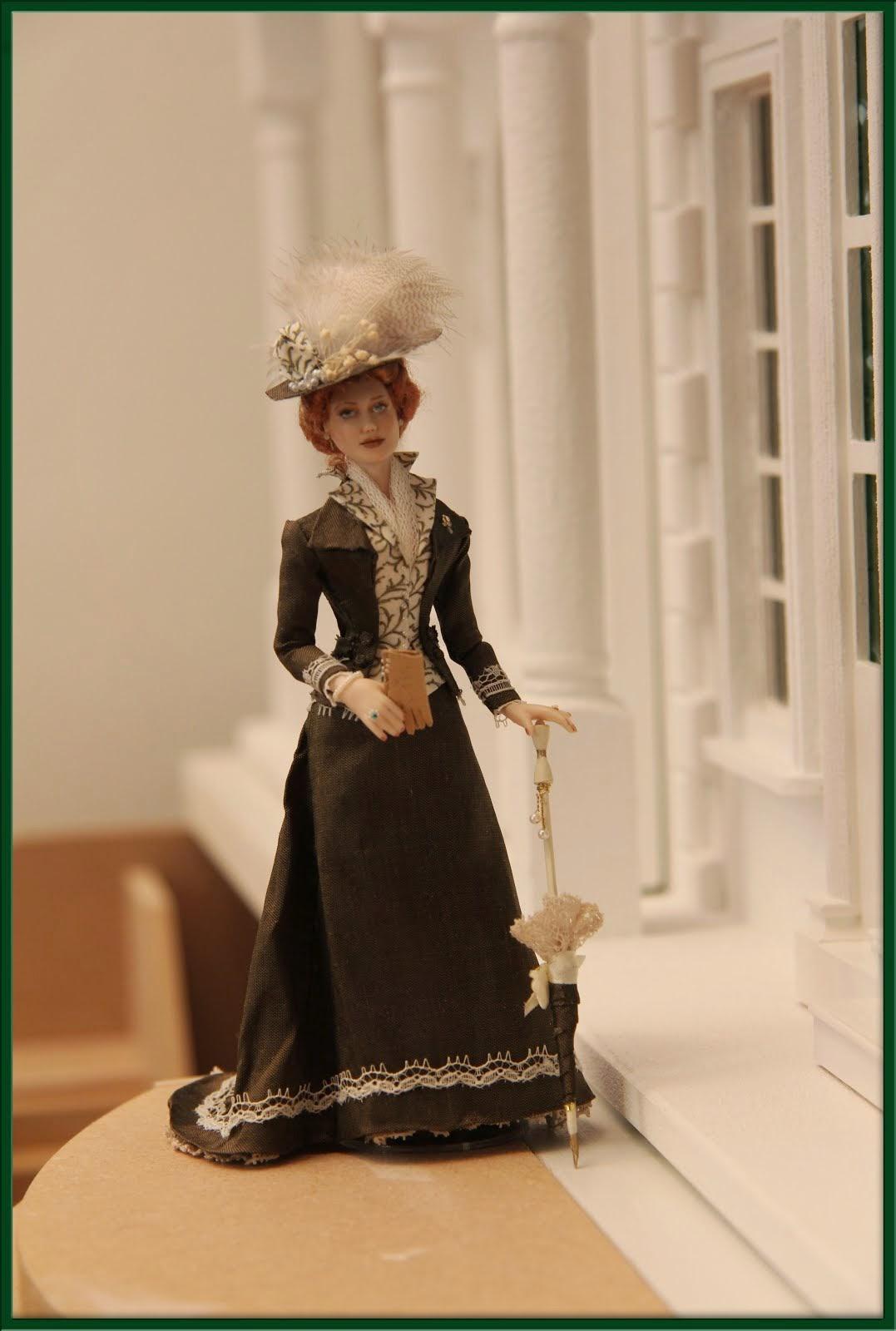 Husets vackra Lady Elisa