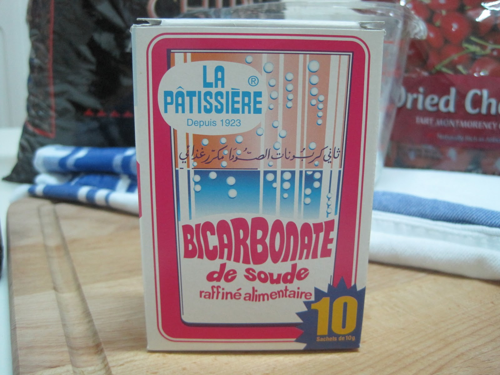 Bicarbonate de Soude (Baking Soda)