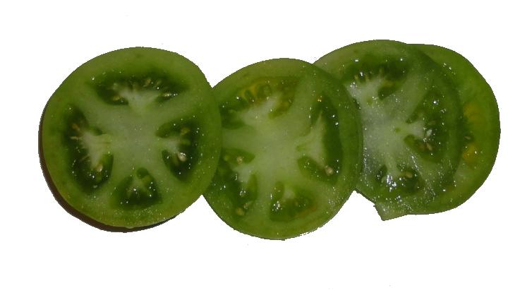 Old Fashioned Green Tomato Pickles Recipe
