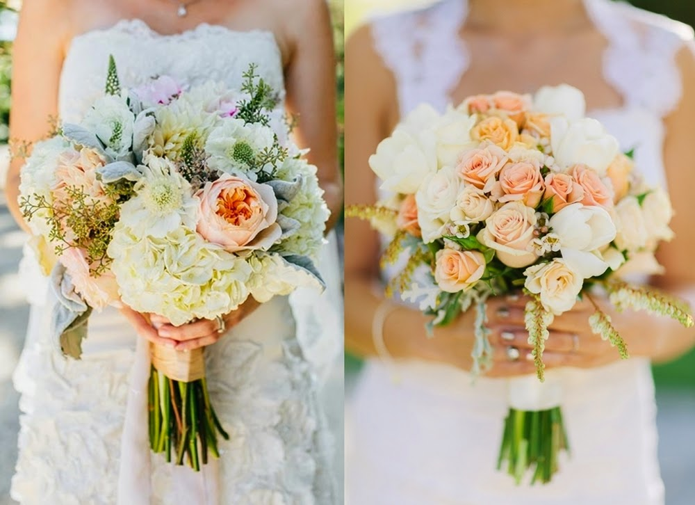 Types of Hand Bouquet for Wedding - Steve\'s Decor