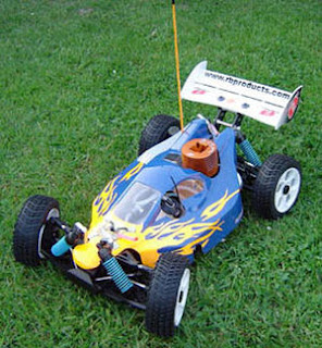 What Type Electric Motor Are Used For Rc Cars