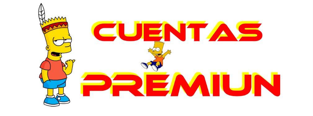 Cuentas Gratis Premium