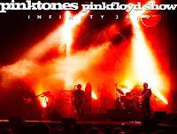 Pink Tones en Sevilla, actuación el sábado 16 de junio de 2012 en la Sala Custom