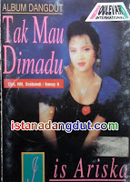 download mp3, mabuk rindu, iis ariska, album tak mau di madu, dangdut original, 2013