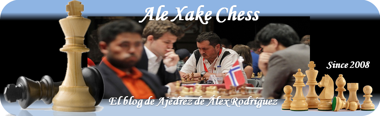 """Alexakechess: """"El Blog de Ajedrez"""""""