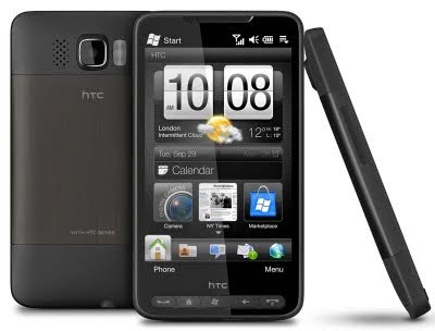 Ponsel HTC Windows 7