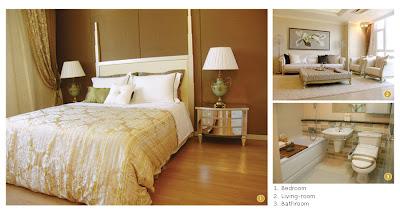 Imperia Apartment for rent in HCMC-Delicate Elegance Apartment