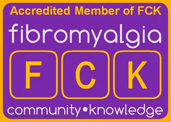 Membro aprovado da FCK – Fibromyalgia Community Knowledge Blog Directory