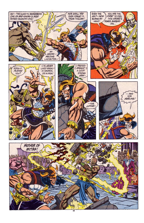 Conan the Barbarian (1970) Issue #247 #259 - English 20
