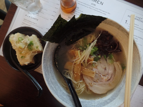 Muga Ramen Bar London