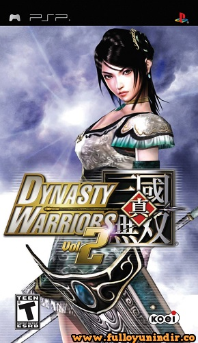 Dynasty Warriors vol 2 PSP