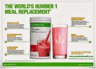 F1 Nutritional Shake Mix
