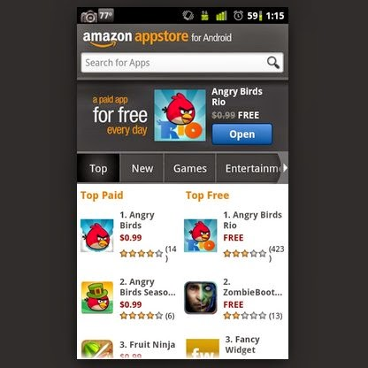 amazon appstore apk download for android
