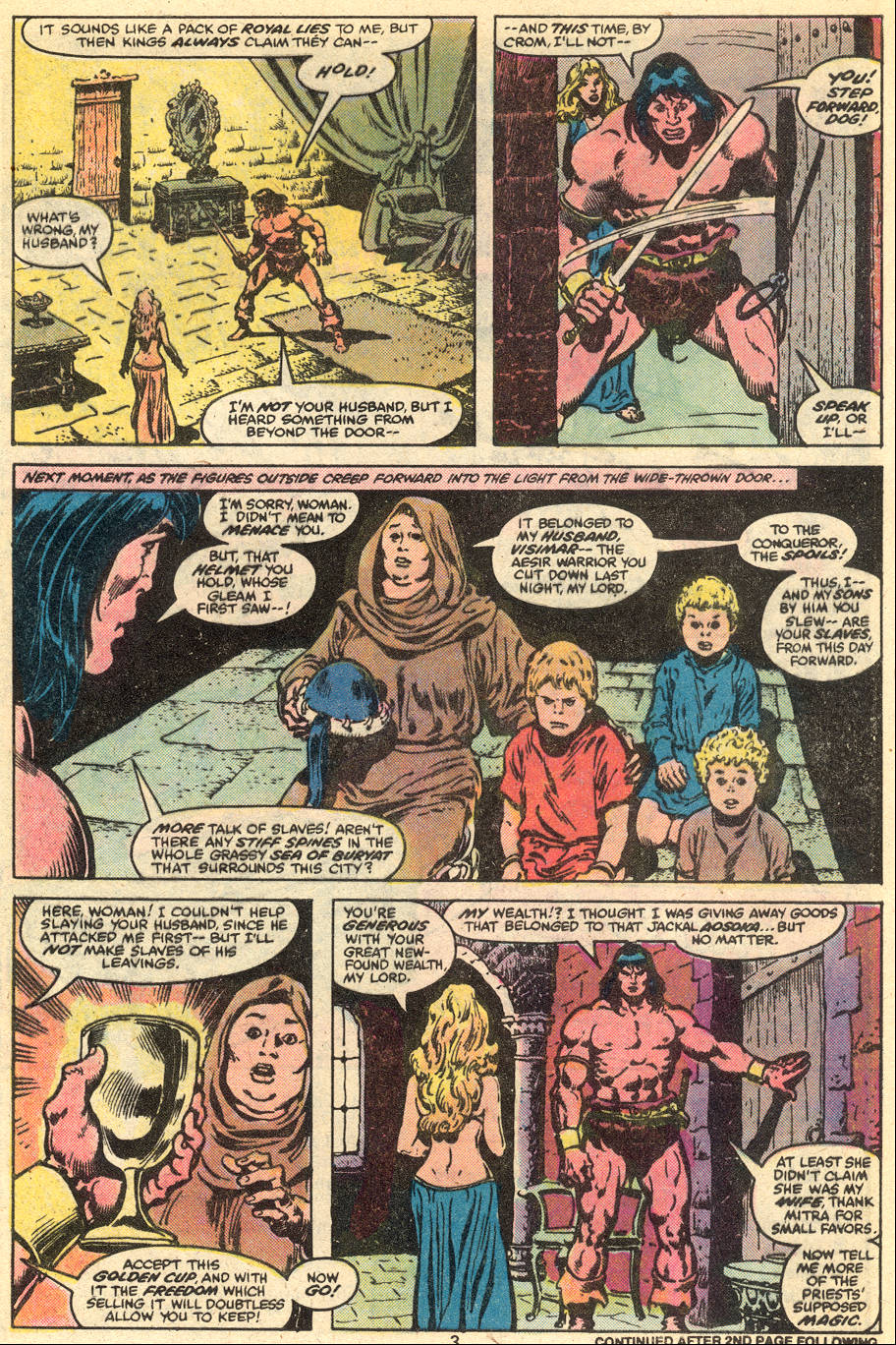 Conan the Barbarian (1970) Issue #111 #123 - English 4
