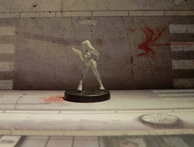 Hasslefree Miniatures Survivors Alternative Zombicide Maria