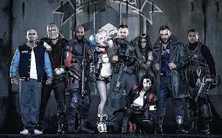 Suicide Squad Comic-Con