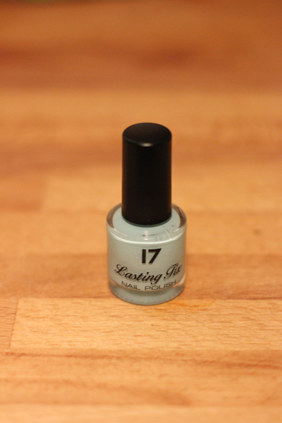 No 17 Mint Choc Chip Nail Varnish