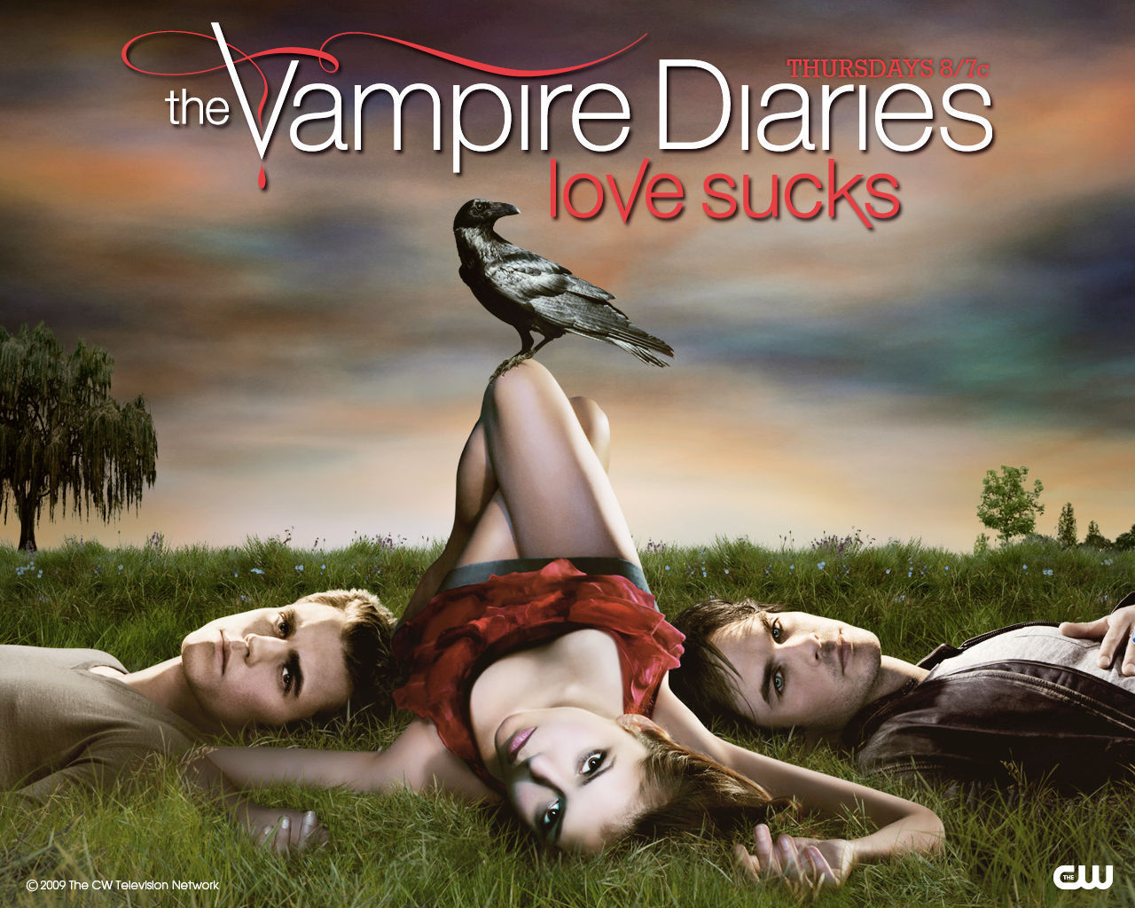 the vampire diaries free wallpaper