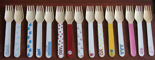 Sugar Coated Studio giveaway custom wooden utensils Greek organizations