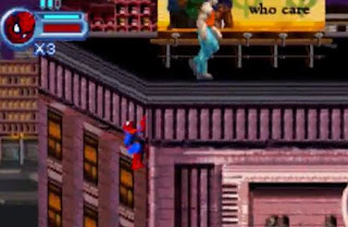 spider man game to release for the game boy advance