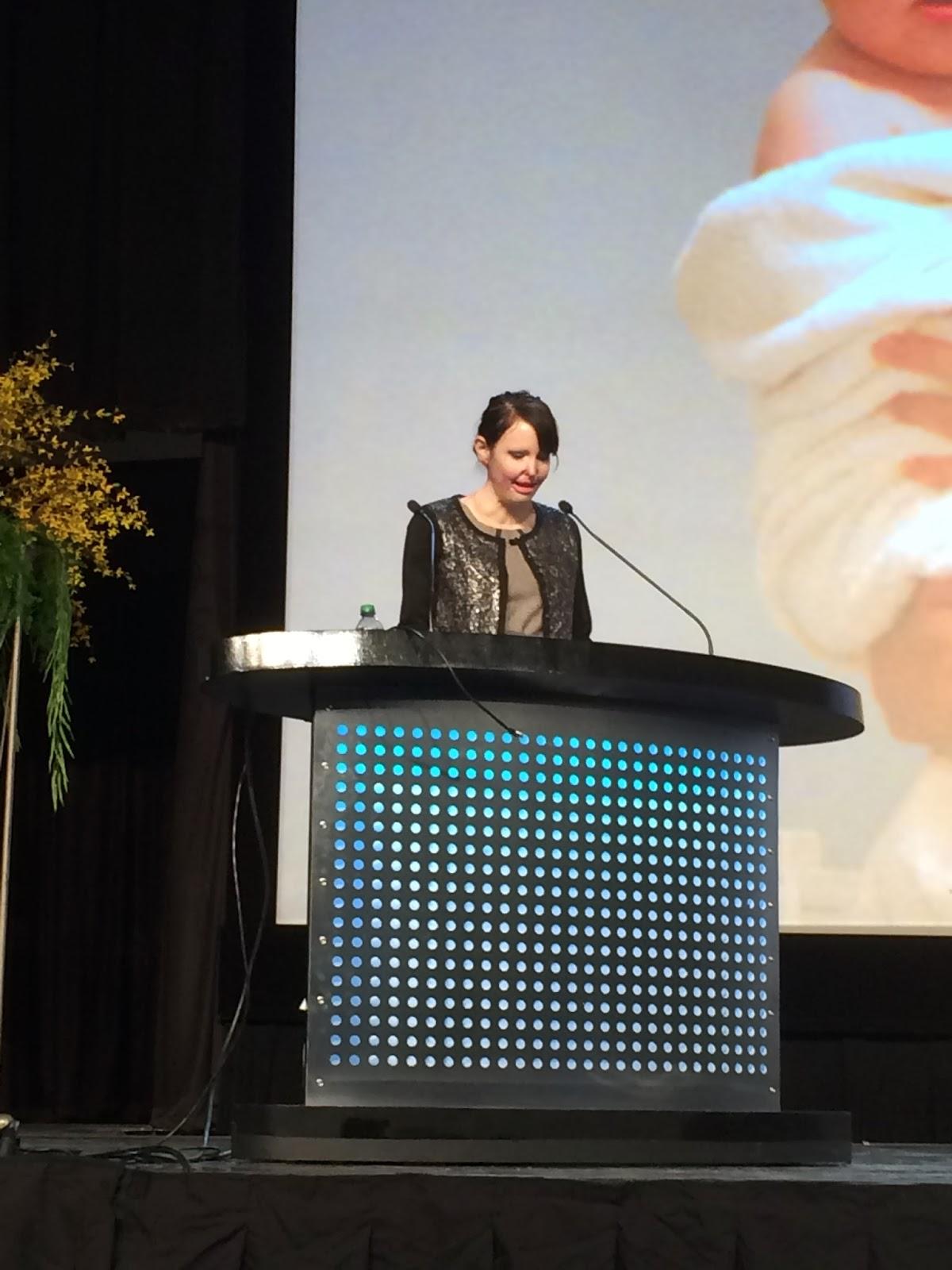 Stephanie Neilson of the NieNie Dialogues - Saturday Keynote #2