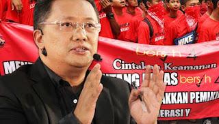 Rahman Dahlan teruja himpunan sejuta sokong Najib