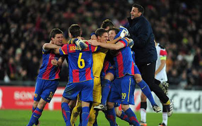 FC Basel 2 - 1 Manchester United (3)