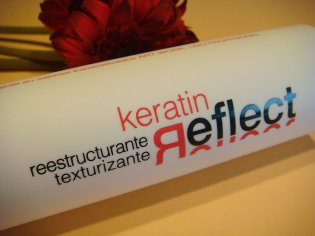 Reestructurante Texturizante Keratin Reflect de ART.WORK Professional Haircare.