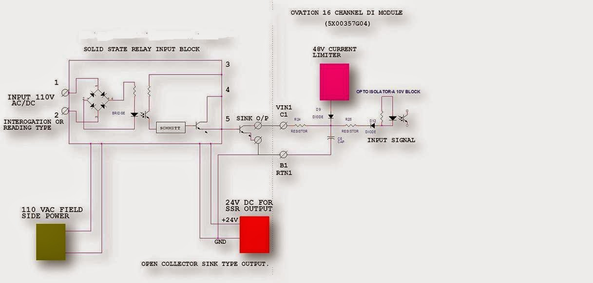 analog designs by v p joshi ac ssr using crydom relay SSR Relay Wiring Solid State Relay Electrical Symbol
