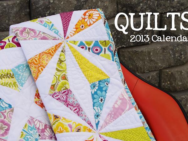 2013 Quilt Calendar