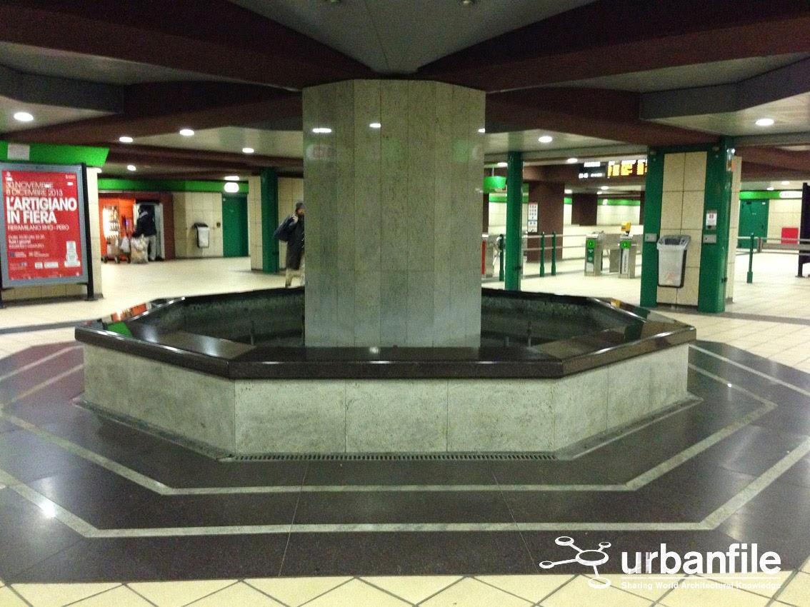 Zona porta vittoria la fontana senz 39 acqua - Stazione porta vittoria milano ...