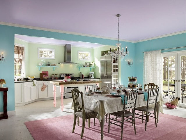 Dining Room Paint Colors Behr