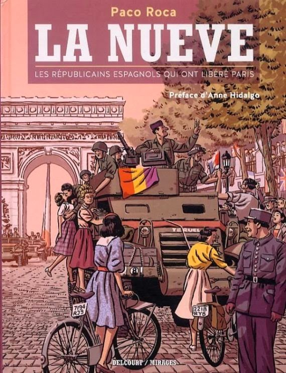 http://www.rtbf.be/culture/litterature/detail_la-nueve-formidable-bd-sur-ces-espagnols-qui-ont-libere-paris?id=8248622