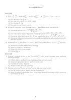 Subiecte matematica - titularizare 2009 (judetul Caras-Severin)